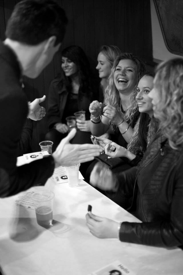 original dating london events