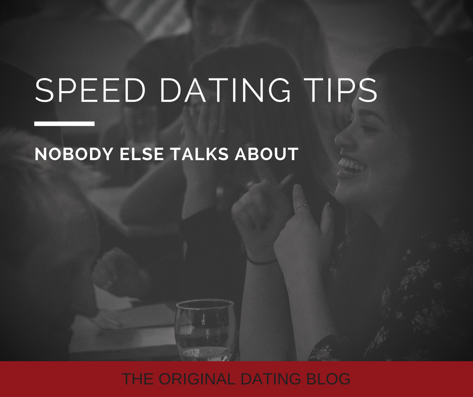 top 10 tips for speed dating