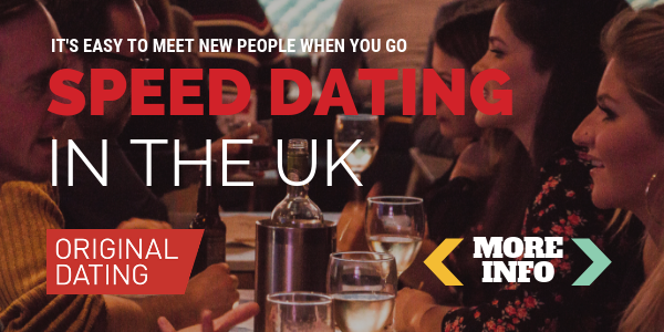 Speed dating east london