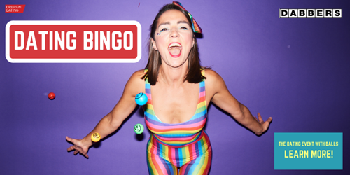 Dating Bingo Event London